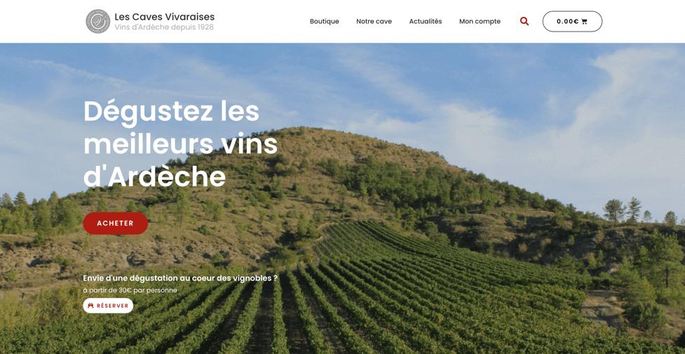 Pademas studio agence web digitale conception création site internet paris lyon aubenas ardèche
